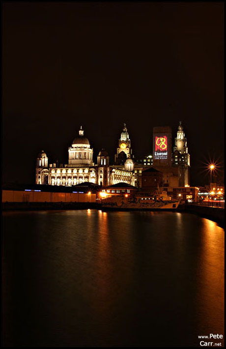Liverpool Capital of Culture 2008 pictures