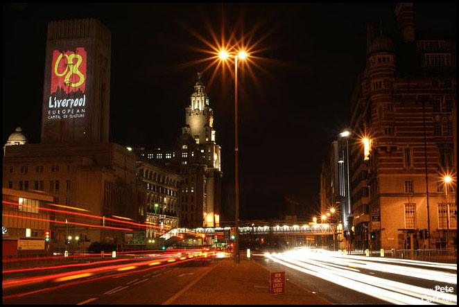 Liverpool Capital of Culture 2008 photograph