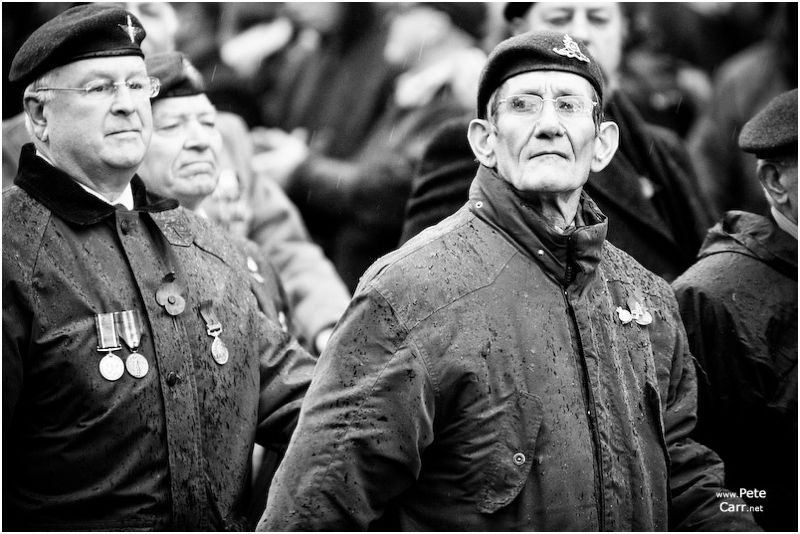 Remembrance Sunday in Liverpool