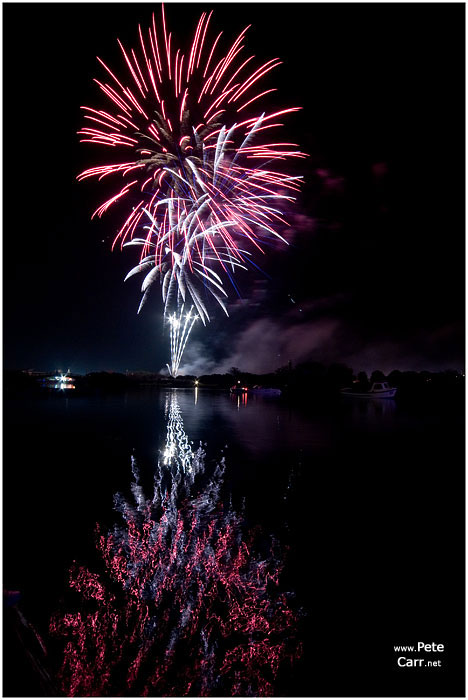 Southport Musical Fireworks 2007