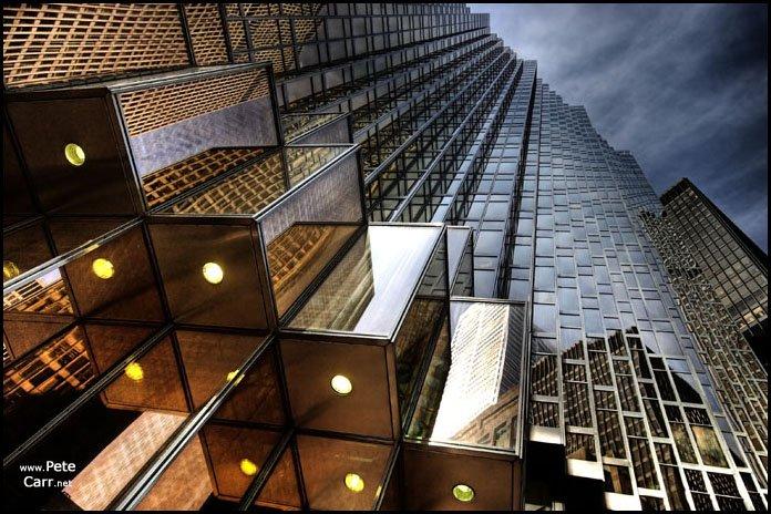 Golden Skyscraper 2