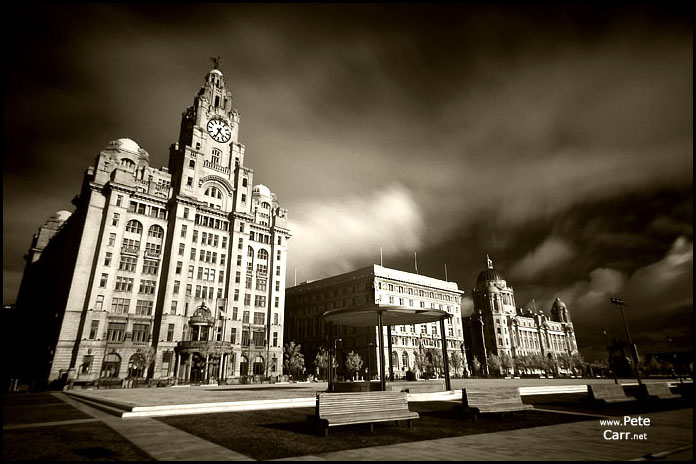 800 years of Liverpool