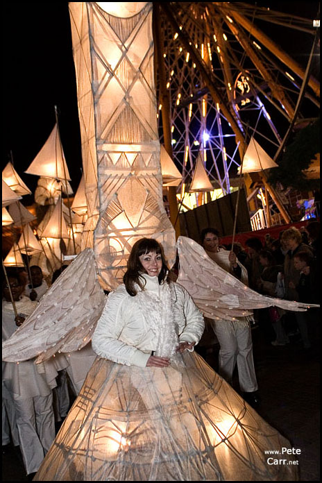 Liverpool Lantern Angel