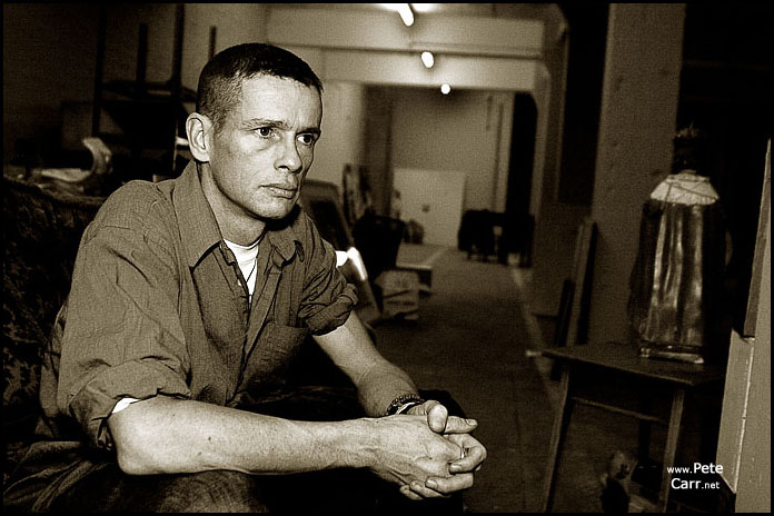 Adam Nankervis - Museum Man