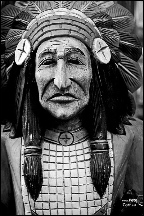 Water Street Indian Chief