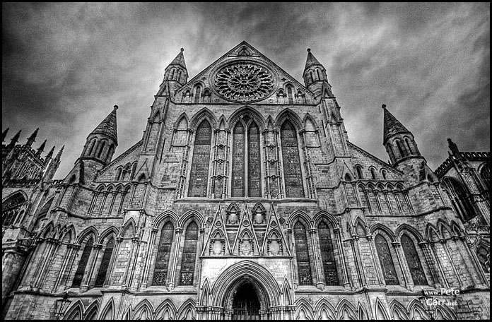 York Cathedral Exterior #1