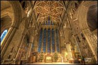 Inside York Minster #3