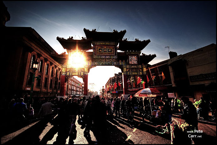 Chinese New Year in Liverpool