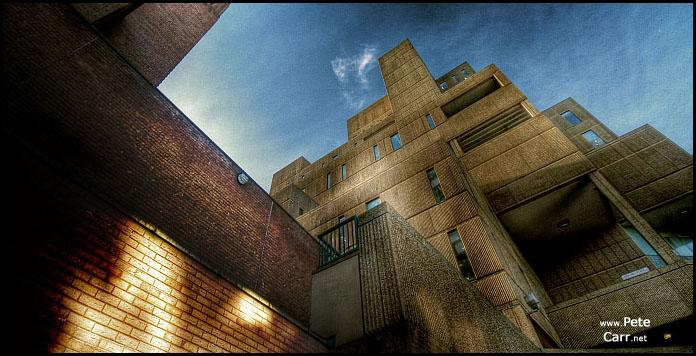 The old Sun Alliance Building