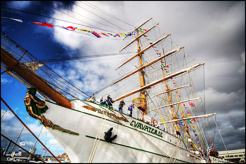 Tall Ships in Liverpool - 2