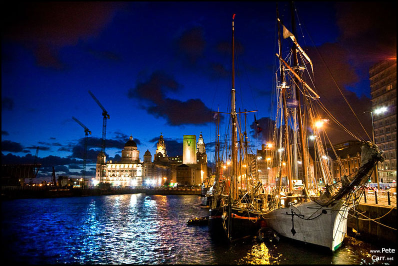 Tall Ships in Liverpool - 3
