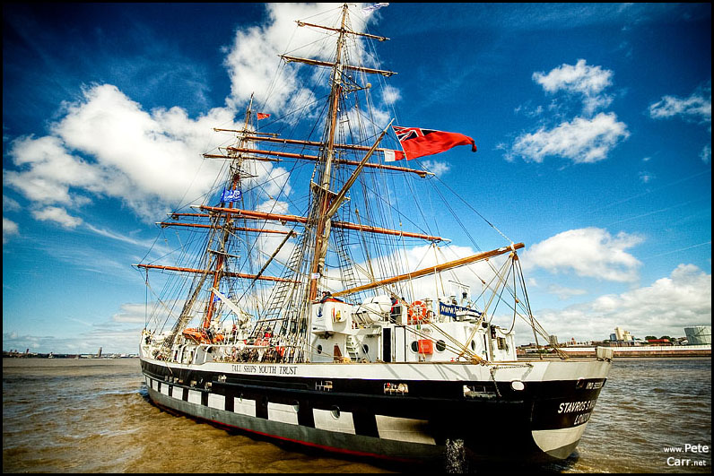 The Tall Ships - Parade of Sail - 5
