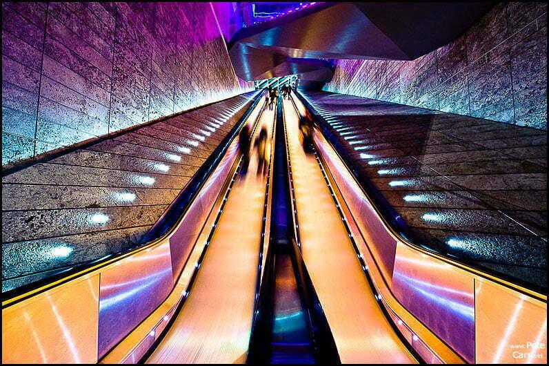 Some escalators
