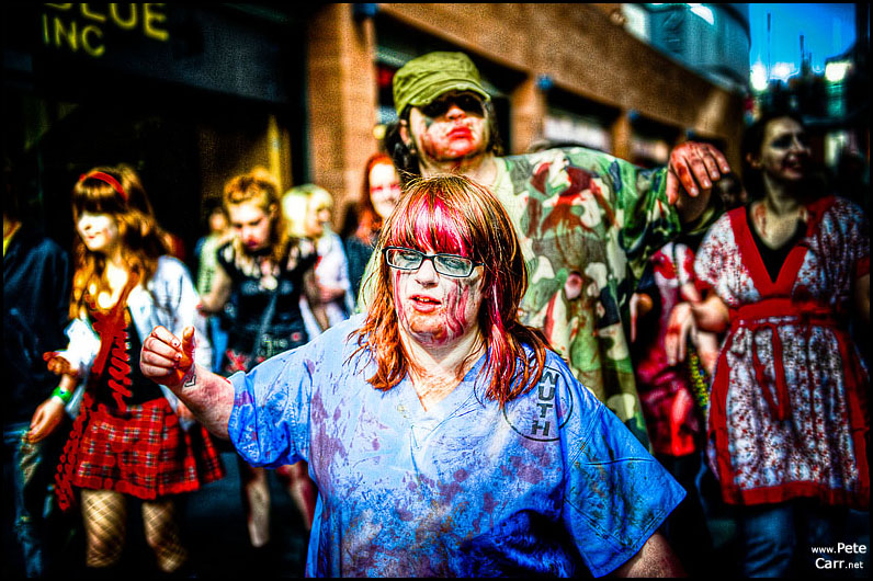 Zombies in Liverpool! - IV