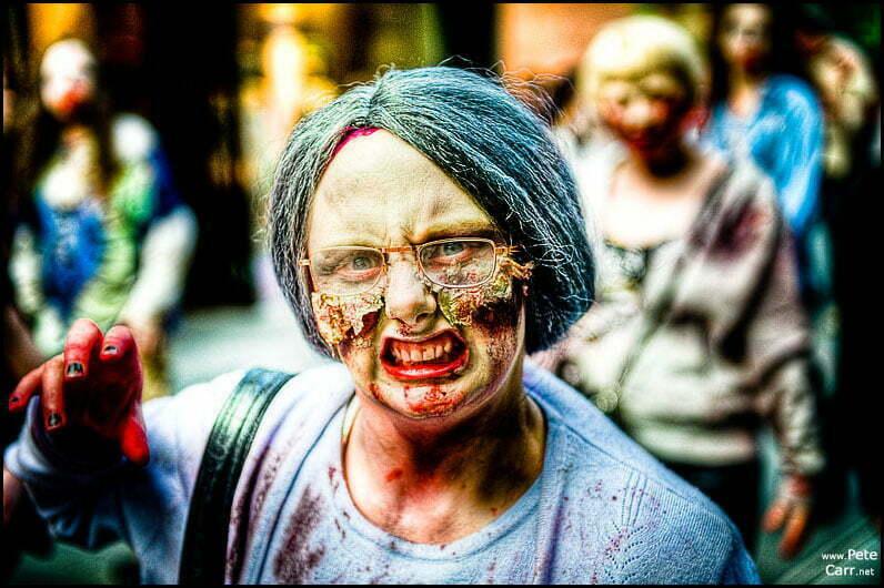 Zombies in Liverpool! - III