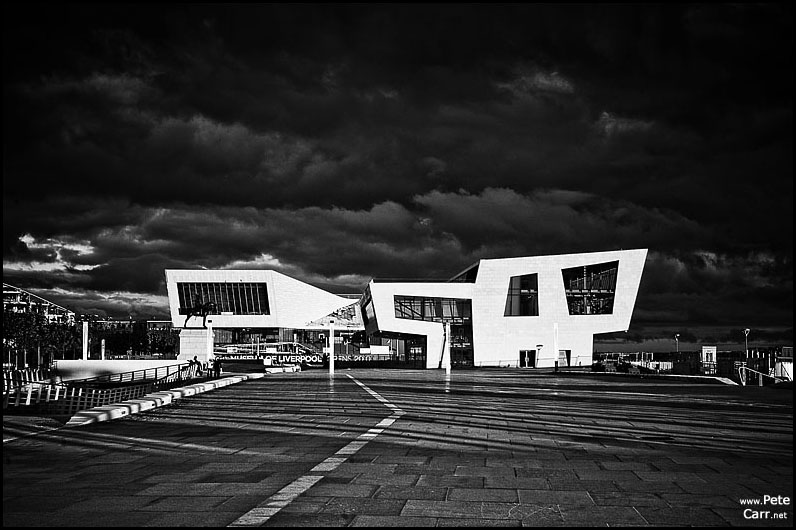 Museum of Liverpool and Ferry Terminal