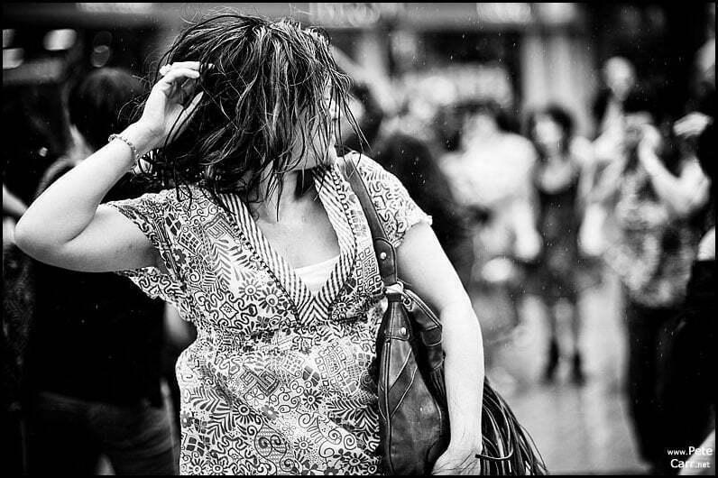 Dancin in the rain