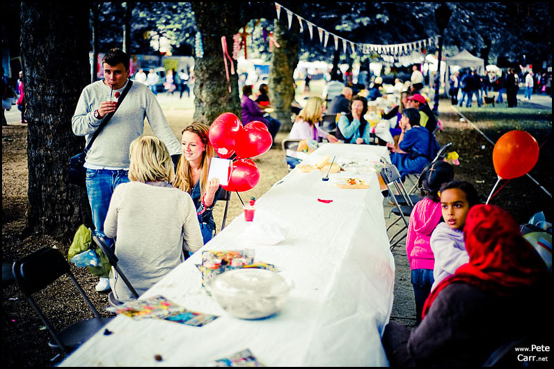 Toxteth street party