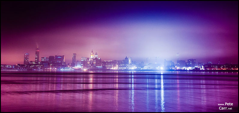 Fog on the Mersey