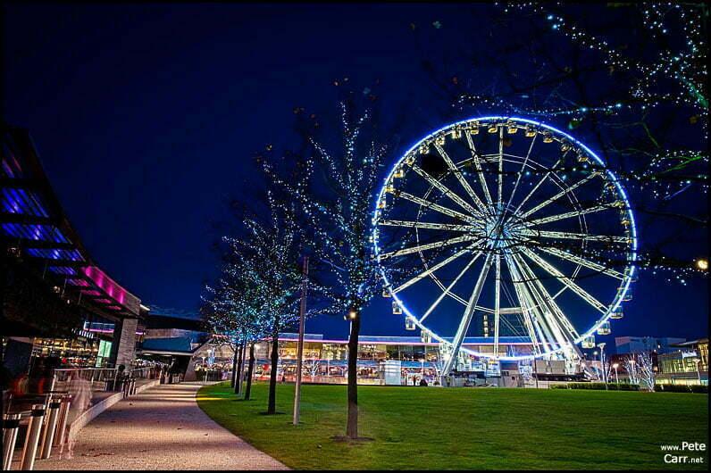 Liverpool One Wheel - II