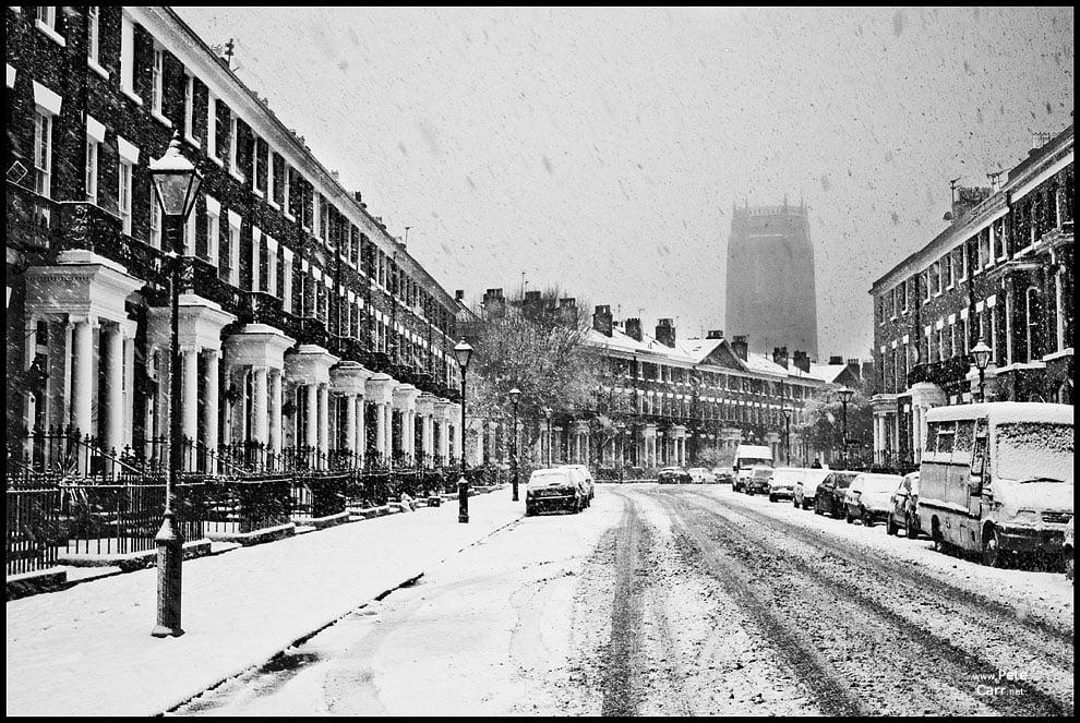 Snow day - III