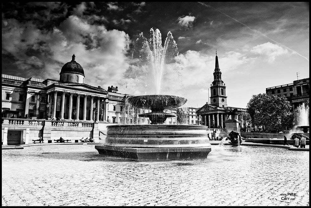 Trafalgar Square - II