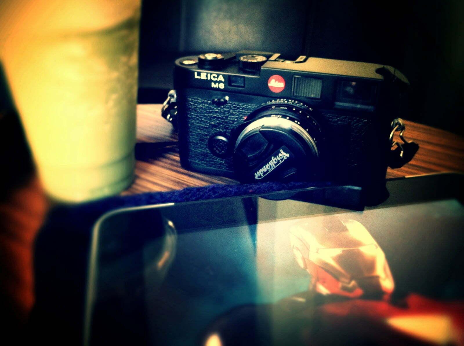 My Leica M6