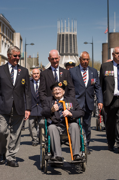 Battle of the Atlantic 70th Anniversary in Liverpool