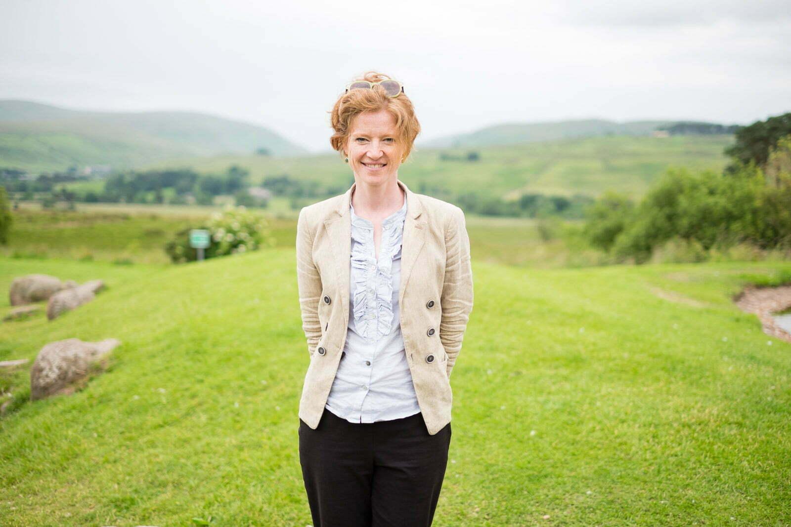 Sarah Dunning - CEO