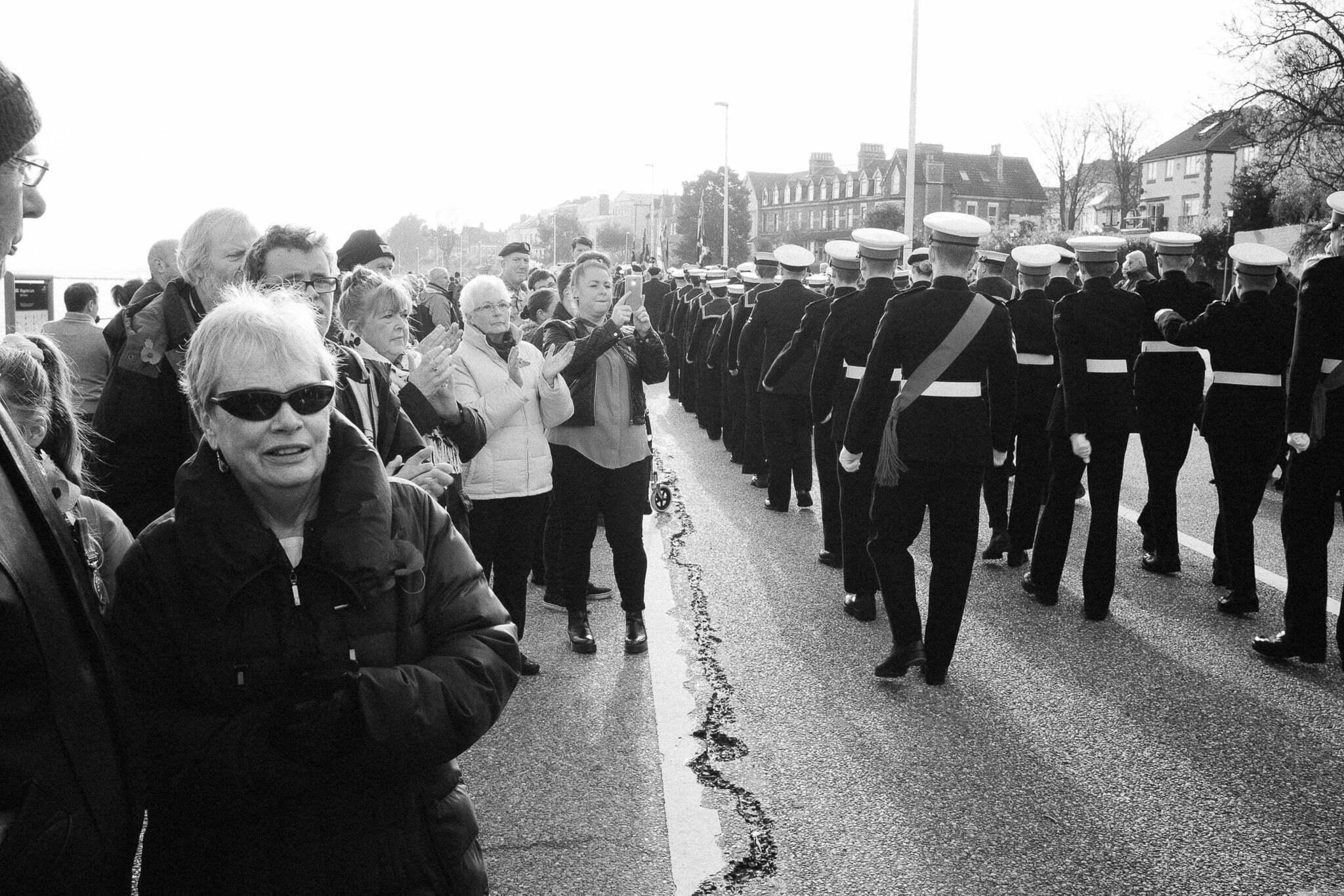 Wallasey Remembrance Sunday Service