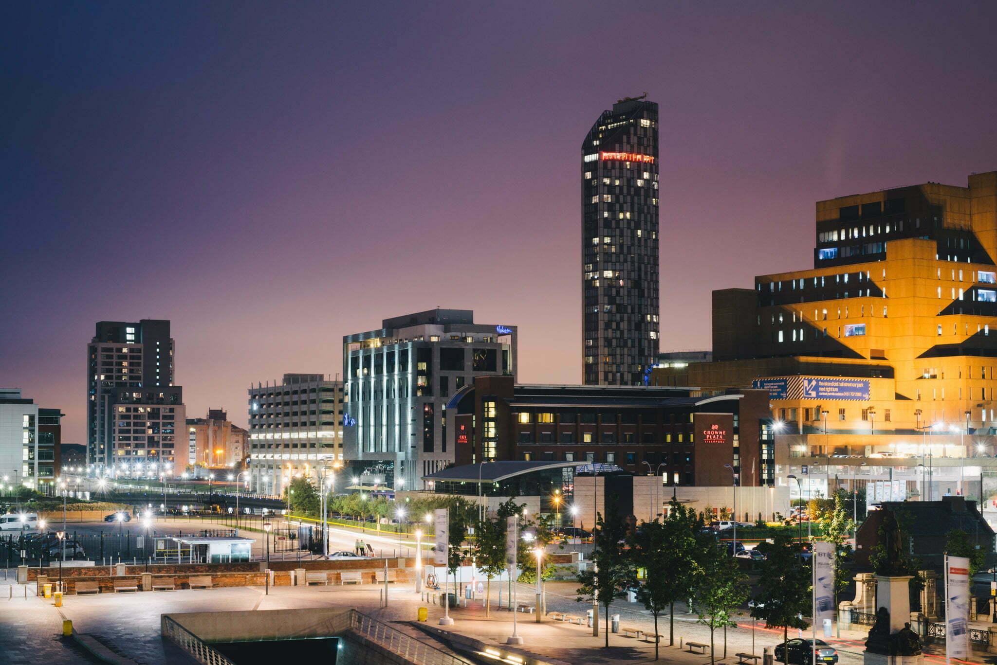 Modern Liverpool