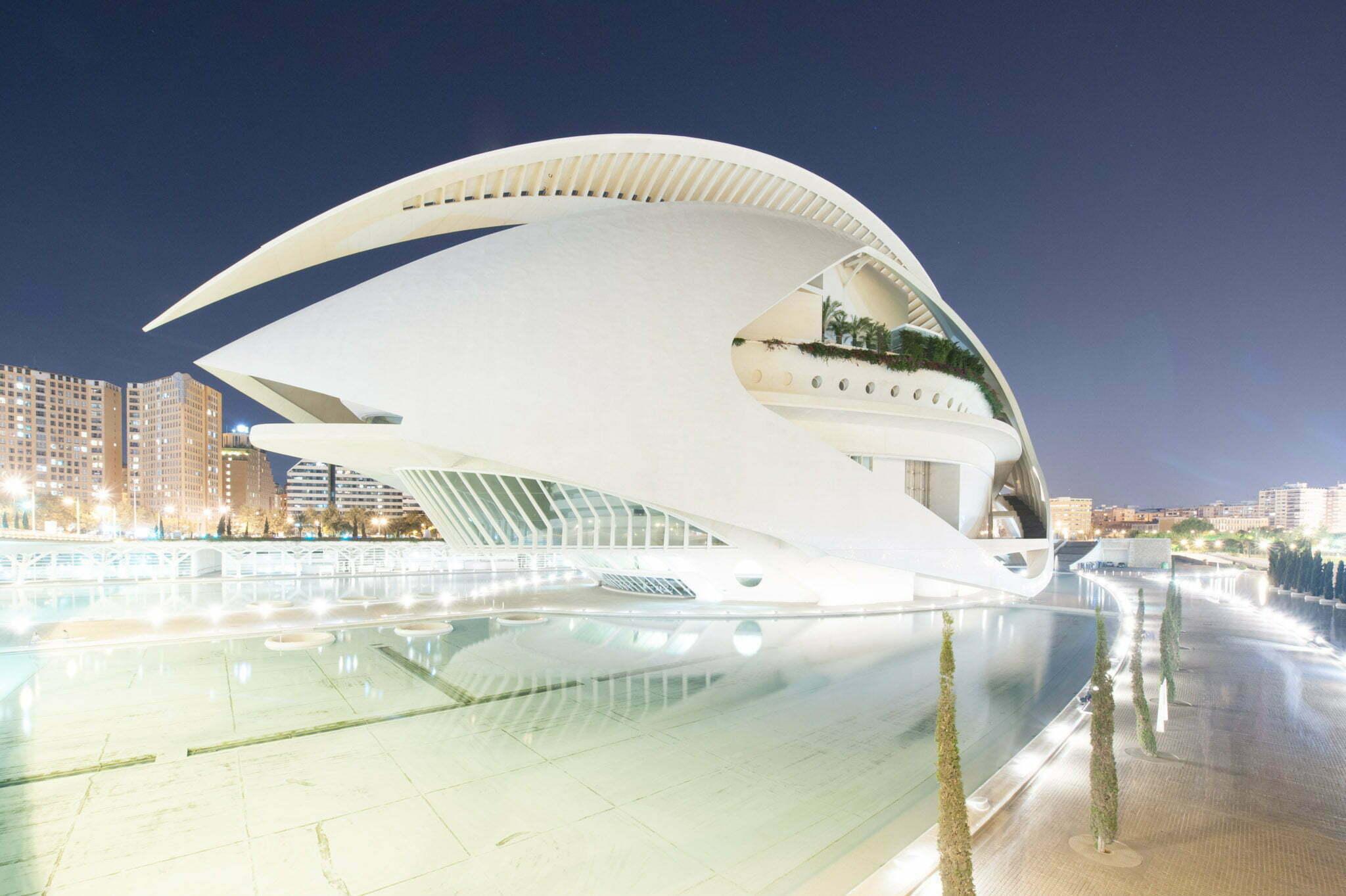 Calatrava – Ciudad de las Artes y las Ciencias