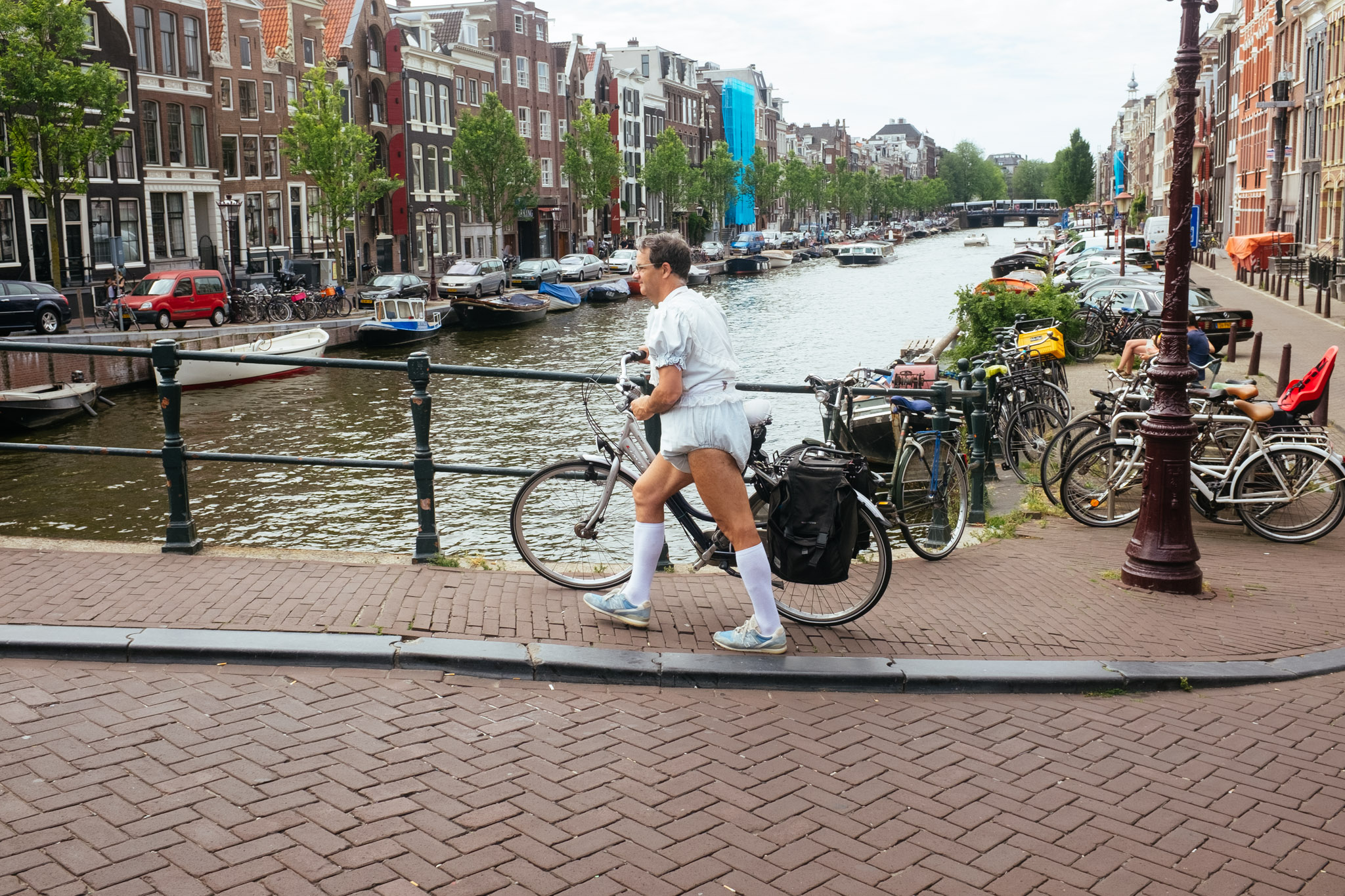 Amsterdam is crazy – NSFW