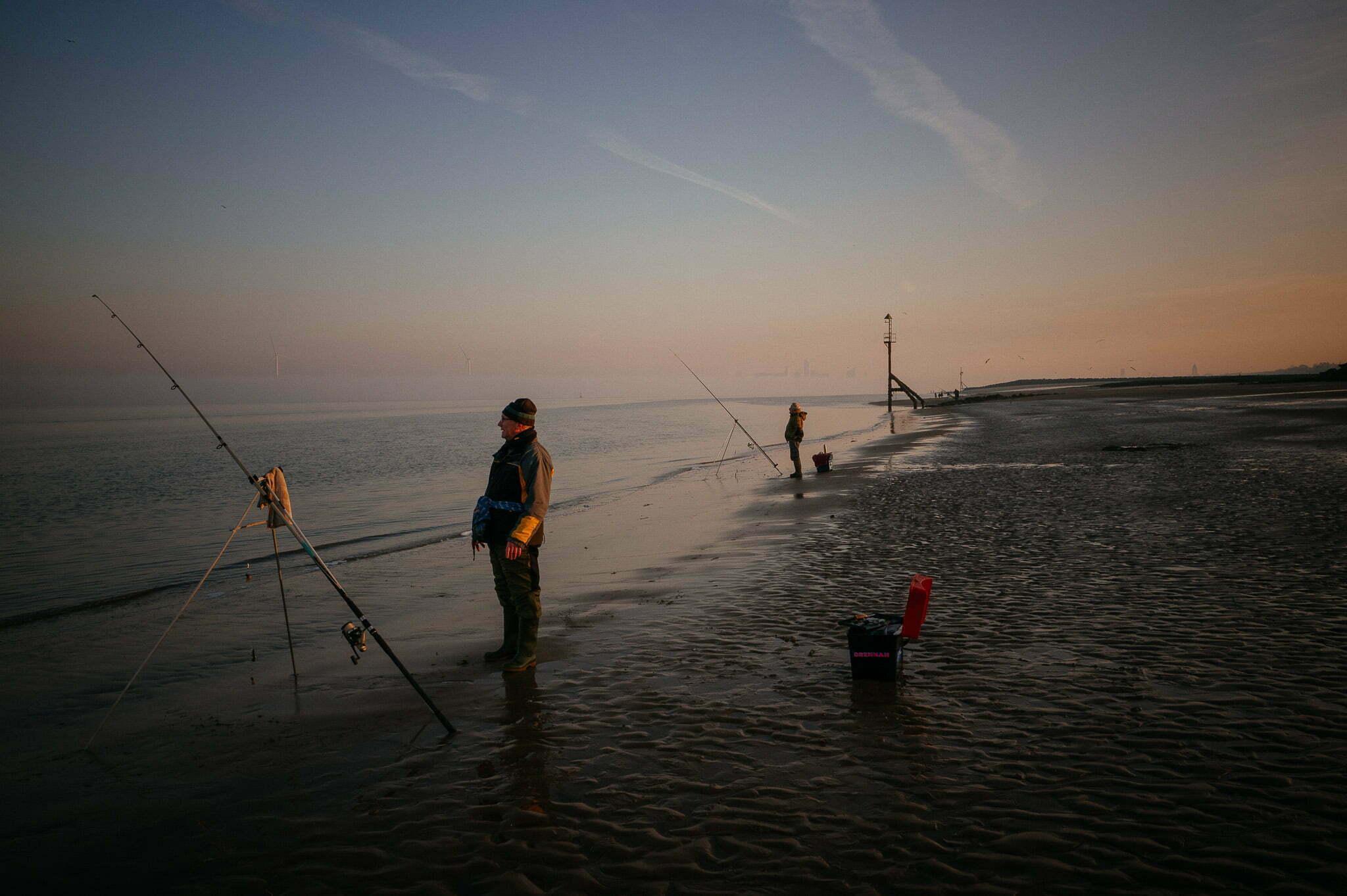 Fishermen of New Brighton