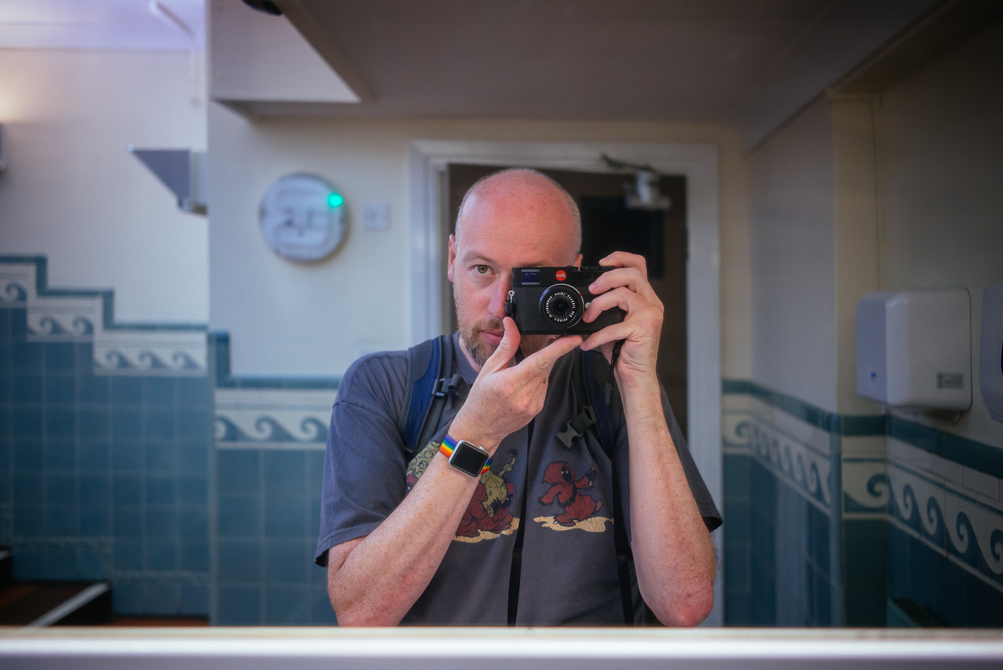 The first week with my Leica m240