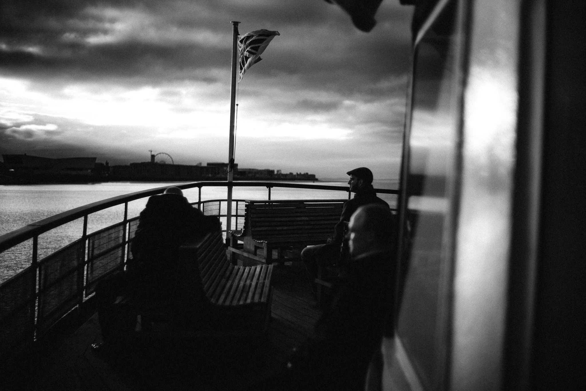 I miss the ferry
