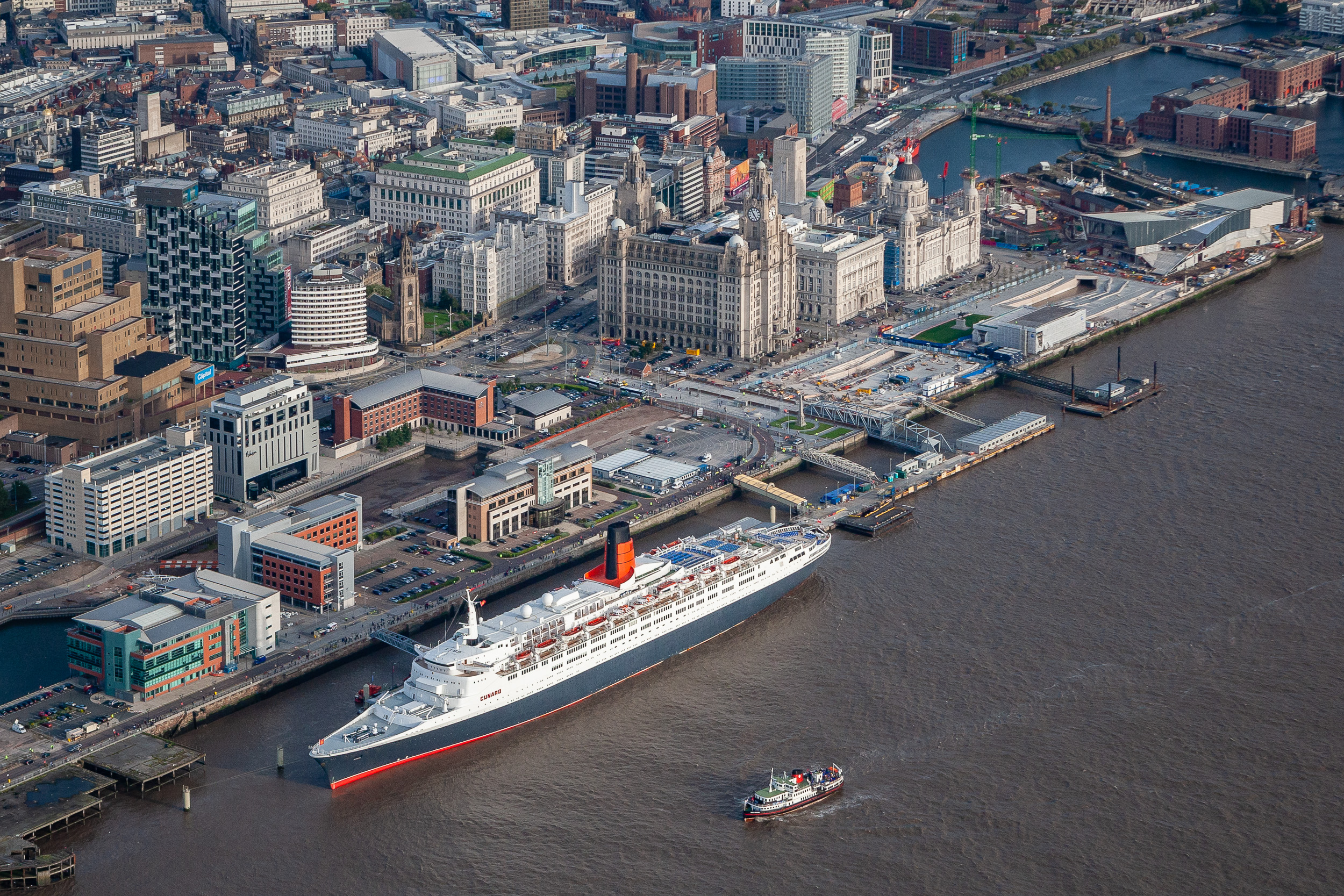 10 Years of Cruise Liverpool